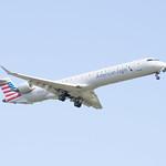 American Eagle Bombardier CRJ 900 Landing at IAH 1806141726 thumbnail