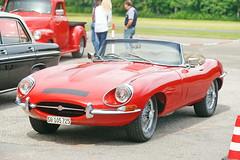 Jaguar E-Type 27.5.2018 0716 (orangevolvobusdriver4u) Tags: 2018 archiv2018 car auto klassik classic oldtimer vintage bleienbach bleienbach2018 jaguarengland jaguar england cabriolet cabrio convertible e jaguare etype jaguaretype schweiz suisse switzerland rhd