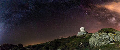 Faro viejo de Vilán (Juan Pedro Barbadillo) Tags: milkyway víaláctea nightphotography fotografíanocturna nocturnalphotography lighthouse faro oldlighthouse faroviejo camariñas cabovilán