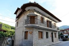 Extravagant House (Khajjit75) Tags: mountain balcony
