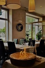 20180604_130509 (2) (kriD1973) Tags: europa europe italia italy italien italie lombardia lombardei lombardie milano milan mailand restaurant ristorante lunch pranzo mittagessen déjeuner mesamis flambé