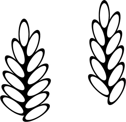 open leaves svg