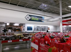 Meat and apples (and bundt cakes, and  rotisserie chickens, and...)! (l_dawg2000) Tags: 2017remodel apparel café desotocounty electronics food gasstation meats mississippi ms pharmacy photocenter remodel samsclub southaven tires walmart wholesaleclub unitedstates usa
