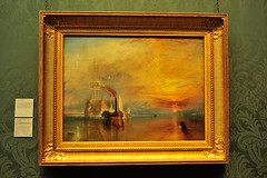 Turner: The fighting Temeraire (Gabriel Bussi) Tags: london londra england inglaterra inghilterra angleterre uk united kingdom reino unido イギリス grosbritannien londres national gallery museo musée museum turner the fighting temeraire william