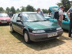 K774 VPJ - 1992 Rover 216 GSi (quicksilver coaches) Tags: rover 200 216 k774vpj festivaloftheunexceptional stowe