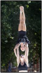 Gymnasts (CliveDodd) Tags: gymnast gymnastics
