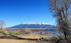 The Blanca Massif (Patricia Henschen) Tags: smithreservoir blanca colorado mountain reservoir smith coloradoparkswildlife rural backroads sangredecristo mountains country sanluisvalley spring swa statewildlifearea lake massif group