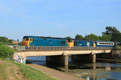 50007/50049 'Hercules/Defiance' | 16:07 (1Z52) Penzance - Tame Bridge Parkway | Exeter St Davids (Jacob Tyne) Tags: class 50 50007 50049 hercules defiance br british rail ee english electric