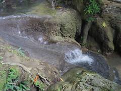 IMGP1975 (陳竹 / bamboo / Baipaii) Tags: thailand kanchanaburi waterfall erawanwaterfall onedaytrip pentaxq7 thammasat exchangestudent