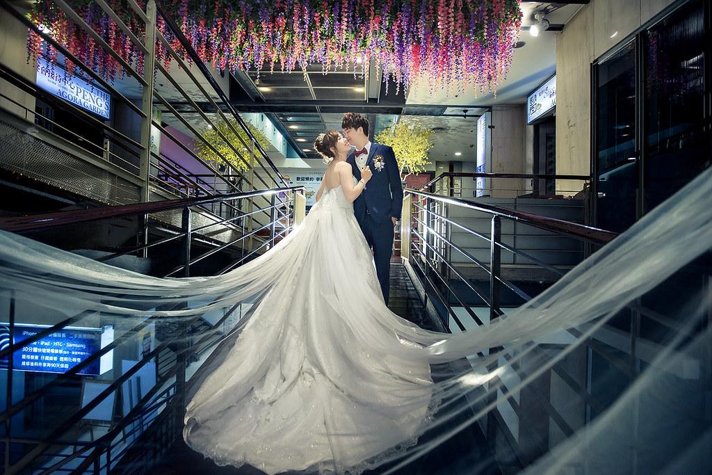 0001婚禮紀錄-婚攝-類婚紗