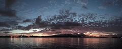 3 Image Pearl Harbor Channel (Fletch in HI) Tags: apple iphone 8 honolulu hawaii pearlharbor pano