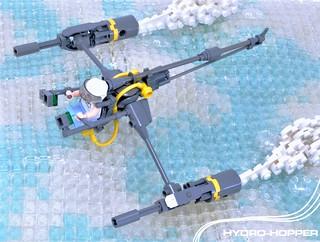 Hydro-Hopper