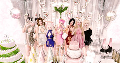 生日啦 Birthday party~ (imp朣) Tags: secondlife second life birthday party