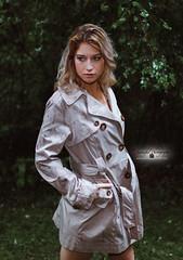Jamie (Stunnaful-Photography) Tags: stunnafulphotos fashion raincoat rainy woman model art outdoors blondehair colors wet photography