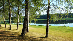 Nemunas River (49) (rimasjank) Tags: river reflection nemunas morning serene serenity birstonas