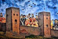 Molina de Aragón (COLINA PACO) Tags: molinadearagón spain spagna españa espagne puppets marionetas marionnettes burattini castle castillo