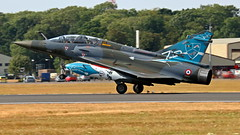 RIAT 2018 (Tom Tiger) Tags: riat 2018 canon 80d with tamron 100400mm vc di usd piel aircraft airshow vliegshow airplane jets jet raf airbase afb uk england fairford air tattoo nato otan mirage 2000d couteau delta