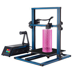 JGAURORA® A5X DIY 3D Printer Kit 320*320*350mm Larger Printing Size Support Resume Print & Filament Run-Out Alarm With Black Diamond Glass Platform (1286085) #Banggood (SuperDeals.BG) Tags: superdeals banggood electronics jgaurora® a5x diy 3d printer kit 320320350mm larger printing size support resume print filament runout alarm with black diamond glass platform 1286085