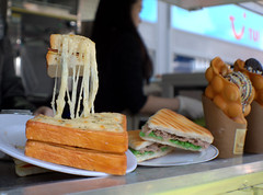 Toasted Cheese Sandwiches (Tony Worrall) Tags: add tag ©2018tonyworrall images photos photograff things uk england food foodie grub eat eaten taste tasty cook cooked iatethis foodporn foodpictures picturesoffood dish dishes menu plate plated made ingrediants nice flavour foodophile x yummy make tasted meal nutritional freshtaste foodstuff cuisine nourishment nutriments provisions ration refreshment store sustenance fare foodstuffs meals snacks bites chow cookery diet eatable fodder toasted cheese sandwiches toast bread butty