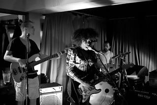 Ese & The Vooduu People, Live @ The Rebel Inn, London SW16 on May 5, 2018