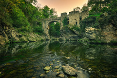 ROADTRIP XVIII 218 (jazz Ferry) Tags: jazzfotograff jasonferry canoneos canon5dmark3 canon5dmarkiii canon french photoofyourday flickr landscape pont pontdudiable ariege roadtrip river