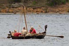 2018-06-22 K3 Colorado (2) (Paul-W) Tags: boat vikings norse replicanordicboat lakeestes estespark colorado 2018