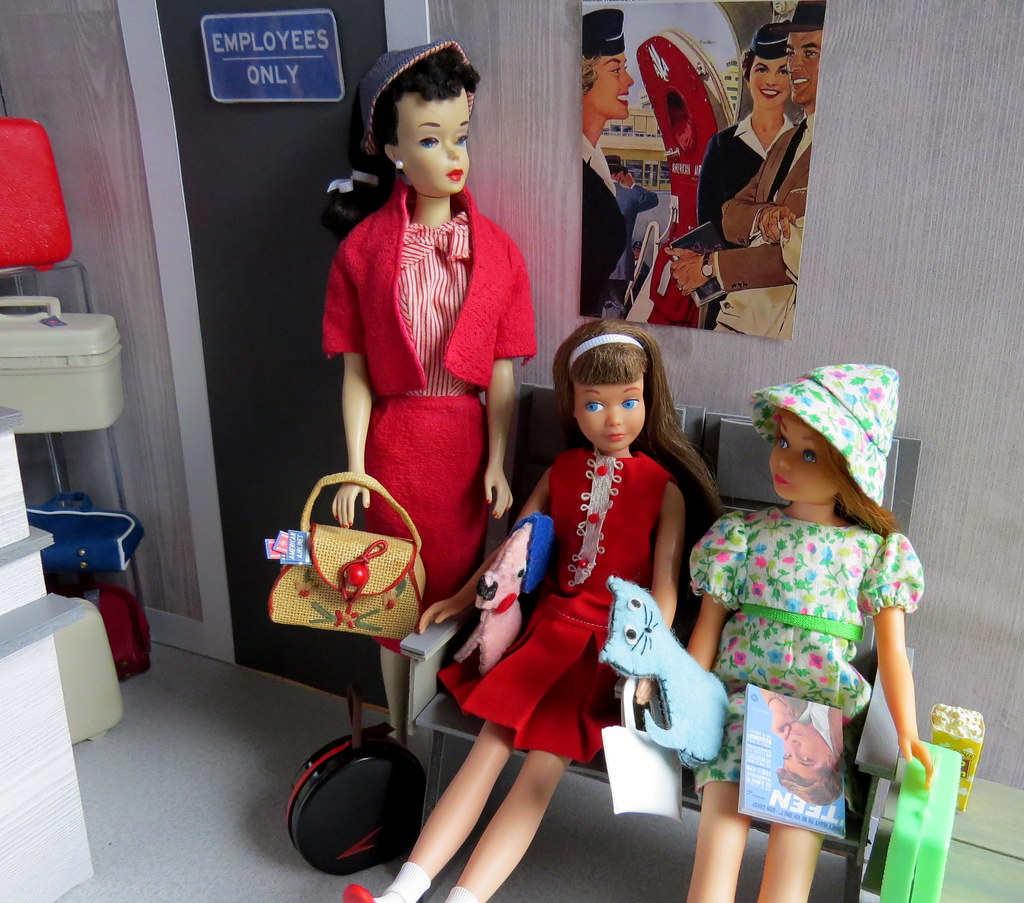 The World's Best Photos of airport and doll - Flickr Hive Mind