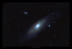 M31 Andromeda (Myrialejean) Tags: m31 messier31 ngc224 galaxy andromeda space astronomy celestron skywatcher 100ed canon spiral astrometrydotnet:id=nova2650976 astrometrydotnet:status=solved