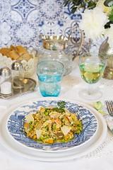 Arroz con marisco (Frabisa) Tags: arroz marisco setas centollo almejas guiso casero delicioso rice seafood mushrooms spidercrab clams stew homemade delicious
