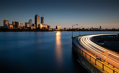Grand Slam (IJM Photography) Tags: charlesriver boston lighttrails