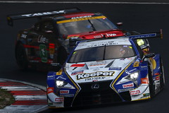 No.1 KeePer TOM'S LC500 with LEXUS TEAM KeePer TOM'S (kikupom) Tags: supergt sgt motorsports race gt500 lc500