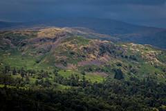 Light show of Clouds (gabormatesz) Tags: southlakelanddistrict england unitedkingdom gb canon canon80d photography nature naturephotography naturescape landscape landscapes mountains mountain mountainpeak 70200mm