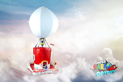 The Odyssey from Super Mario Odyssey (DR.Church) Tags: lego mario nintendo gaming