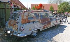 1952 Buick Roadmaster Flexible
