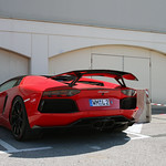 Lamborghini Aventador LP700-4 Roadster thumbnail