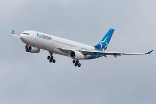 Air Transat / A333 / C-GCTS / LFRS 21