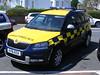 6003 - HM Coastguard - KX16 RZA - 290 (Call the Cops 999) Tags: uk gb united kingdom great britain england 999 112 emergency service services vehicles hm coastguard skoda yeti