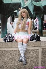 Kotori Minami cosplay (The Doppelganger) Tags: kotoriminami lovelive cosplay cosplayer anime cheerleader zenkaikon zenkaikon2018