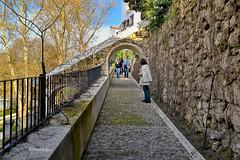 Sightseeing in Priego de Córdoba (Anavicor) Tags: priegodecórdoba córdoba calle street wall arco arch sightseeing turismo andalucía españa spain espagne nikon d5300 spanien anavicor anavillar villarcorreroana