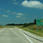 US61 South - Exit 22 - CR J40 Fort Madison West Point thumbnail