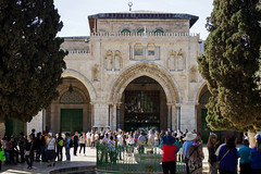 Jerusalem old city (pankazek_foto) Tags: oldcity israel jerusalem templemount alaqsamosque alaqsa mosque