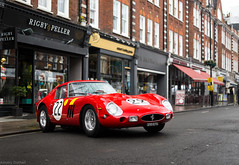 Street parked 250GTO (Aimery Dutheil photography) Tags: ferrari ferrari250 ferrari250gto 250gto gto omologato v12 italian classic london londoncars londonsupercars supercar exotic fast speed amazing canon 6d