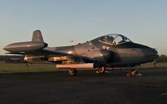 G-SOAF - 1986 build BAC Strikemaster Mk.82A (ST 251) Tags: threshold aero abingdon air country show night photocall gsoaf 1986 build bac strikemaster mk82a