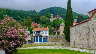 Karyes, Mount Athos, Macedonia Greece