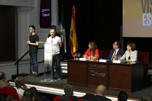 Entrega de los IV Premios 'El Audiovisual en la Escuela' (4)