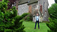 Canterbury '18 (faun070) Tags: canterbury franciscangardenscanterbury uk england greatbritain kent tourist dutchguy jhk