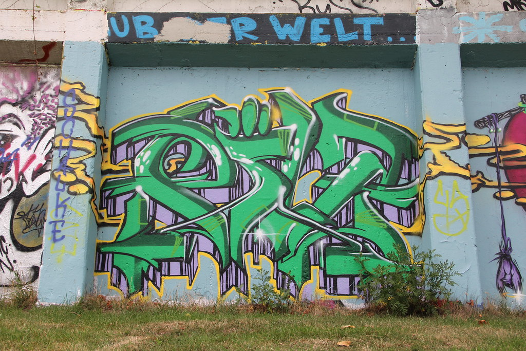 Graffiti Farben.The World S Newest Photos Of Graffiti And Nordsternpark