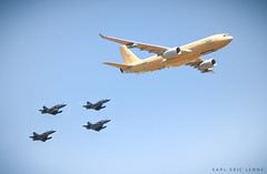 M2000D and A330 MRTT | LFOC (Karl-Eric Lenne) Tags: military a330mrtt airbus chateaudun mirage 2000