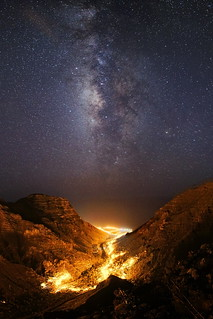 Valle Gran Rey Milkyway