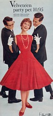 Ellen Hart 1958 (barbiescanner) Tags: ellenhart vintage retro fashion vintagefashion 50s 50sfashions 1950s 1950sfashions 1958 vintageads 50sads helenryan